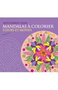 Openwetlab.it Mandalas à colorier - Fleurs et motifs Image