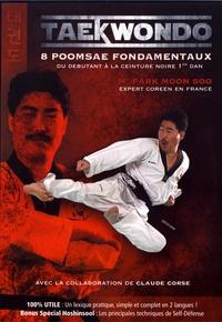 Taekwondo - 8 poomsae fondamentaux, du débutant à la ceinture noire 1er dan.pdf