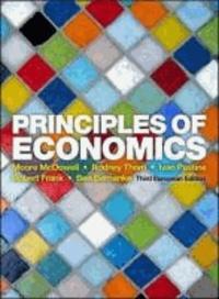 Moore McDowell et Rodney Thom - Principles of Economics.