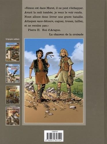 L'épopée cathare Tome 3 Muret 1213
