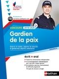 Morad Mekbel et Loïc Valentin - Gardien de la paix - Concours catégorie B.