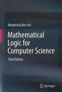 Mordechai Ben-Ari - Mathematical Logic for Computer Science.