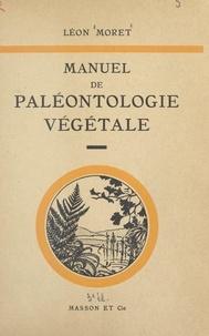 Moret - Paléontologie végétale.