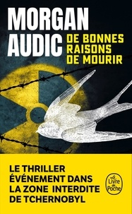 Morgan Audic - De bonnes raisons de mourir.