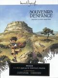 Morgan Tanco et Eric Stoffel - Coffret Souvenirs d'enfance en 4 volumes - Le Temps des amour ; Le Temps des secrets ; Gloire à mon père ; Le château de ma mère.