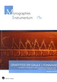 Morgane Andrieu - Graffites en Gaule lyonnaise - Contribution à l'étude des inscriptions sur vaisselle céramique : corpus d'Autun, Chartres et Sens.
