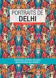Morgane Belloir - Portraits de Delhi.