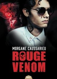 Morgane Caussarieu - Rouge Vénom.
