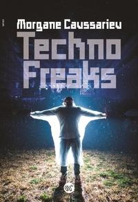 Morgane Caussarieu - Techno freaks.