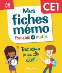 Morgane Céard - Français et maths CE1.