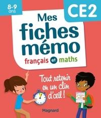 Morgane Céard - Français et maths CE2.