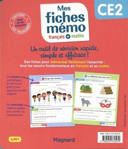 Français et maths CE2
