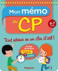 Morgane Céard - Mon mémo du CP - 6-7 ans.