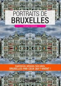 Morgane Delaisse - Portraits de Bruxelles.