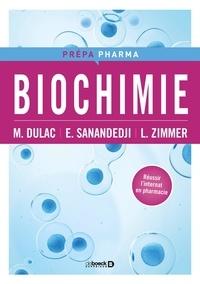 Livres mp3 gratuits à télécharger Biochimie 9782807306875  par Morgane Dulac, Emeline Sanandedji, Laurène Zimmer