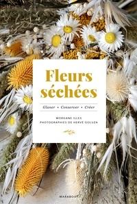 Morgane Illes - Fleurs séchées.