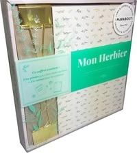 Morgane Illes - Mon herbier - Contient une presse pour faire sécher les fleurs et un carnet pour les conserver.