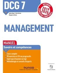 Morgane Le Breton et Kévin Herlem - DCG 7 - Management - Manuel - Réforme Expertise comptable 2019-2020.