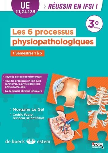 Morgane Le Gal - Les 6 processus physiopathologiques - De la situation clinique à la prise en charge du patient.