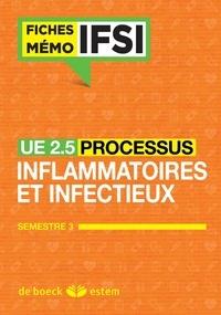 Alixetmika.fr UE 2.5 Les processus inflammatoires et infectieux - Semestre 3 Image