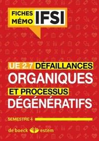 Morgane Le Gal - UE 2.7 Défaillances organiques et processus dégénératifs - Semestre 4.