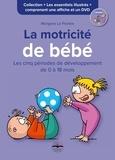 Morgane Le Peintre - La motricité de bébé - Les cinq périodes de développement de 0 à 18 mois.