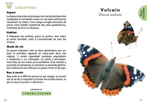 Le petit guide des insectes. 70 espèces à découvrir