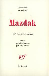 Moris Simachko - Mazdak.