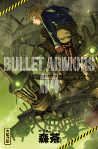 Moritya - Bullet Armors Tome 4 : .