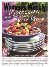 Moroccan & the Foods of North Africa - The Australian Women's Weekly.