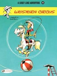 Morris et René Goscinny - A Lucky Luke Adventure Tome 11 : Western circus.
