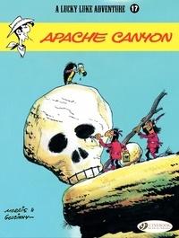 Morris et René Goscinny - A Lucky Luke Adventure Tome 17 : Apache canyon.