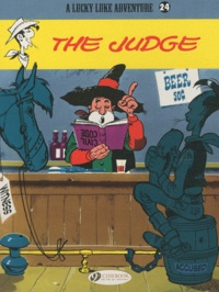 Morris - A Lucky Luke Adventure Tome 24 : The Judge.