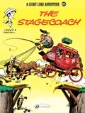 Morris et René Goscinny - A Lucky Luke Adventure Tome 25 : The Stagecoach.