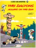 Morris et René Goscinny - A Lucky Luke Adventure Tome 34 : The daltons always on the run.