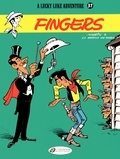 Morris et Lo Hartog Van Banda - A Lucky Luke Adventure Tome 37 : Fingers.