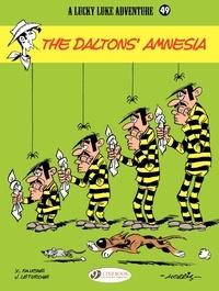 Morris et Jean Léturgie - A Lucky Luke Adventure Tome 49 : The Dalton's Amnesia.