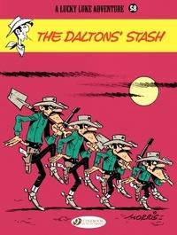 Morris et  Vicq - A Lucky Luke Adventure Tome 58 : The Dalton's Stash.