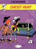 Morris et Lo Hartog Van Banda - A Lucky Luke Adventure Tome 65 : Ghost Hunt.