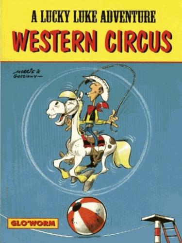 Morris - A Lucky Luke Adventure  : Western circus.