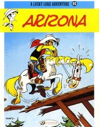 Histoiresdenlire.be A Lucky Luke Adventure - Tome 55, Arizona Image
