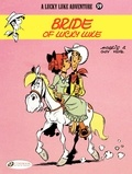 Morris et Guy Vidal - A Lucky Luke Adventure - Book 59, Bride of Lucky Luke.
