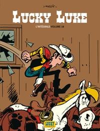 Morris - Lucky Luke L'intégrale Tome 18 : Fingers ; Le daily star ; La fiancée de Lucky Luke.