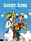 Morris et  Fauché - Lucky Luke L'intégrale Tome 21 : Les Dalton à la noce ; Le pont sur le Mississipi ; Kid Lucky.
