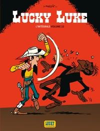 Morris - Lucky Luke L'intégrale Tome 22 : Belle Starr ; Le Klondike ; Oklahoma Jim.