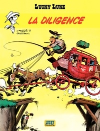 Morris - Lucky Luke Tome 1 : La diligence.