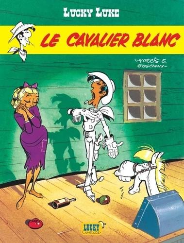 Morris et René Goscinny - Lucky Luke Tome 10 : Le cavalier blanc.