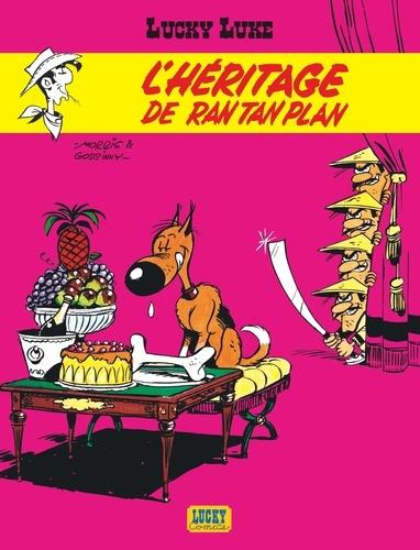 Morris et René Goscinny - Lucky Luke Tome 11 : L'héritage de Rantanplan.