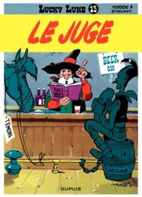 Morris - Lucky Luke Tome 13 : Le juge.