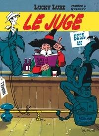 Morris et René Goscinny - Lucky Luke Tome 13 : Le juge.